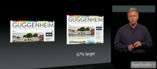 Экран iPad mini в сравнении с конкурентами