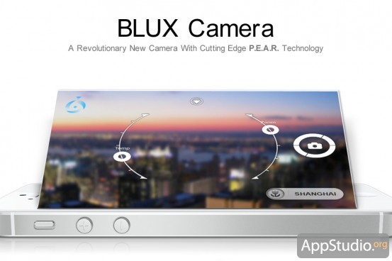 Blux Camera