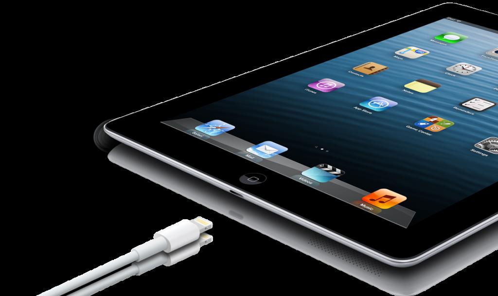 Зарядное устройство для iPad на 12 Вт
