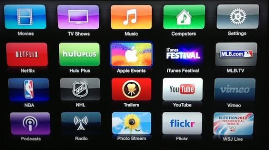 Прямая трансляция презентации iPad mini через Apple TV