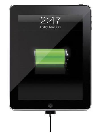 Новый адаптер питания для iPad мощностью 12 Ватт сократит время зарядки батареи