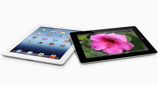 Сравнение поколений iPad