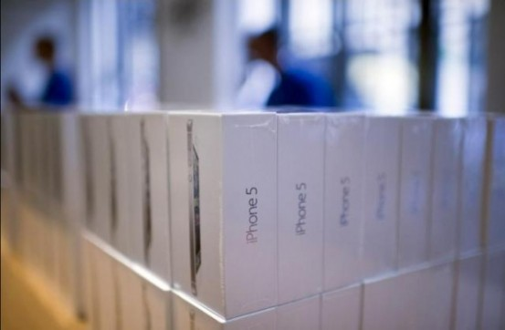 Сравнение цен на iPhone 5 в мире