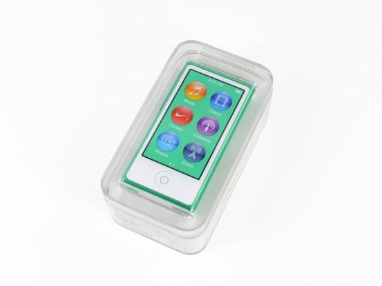 Разборка iPod nano 7G