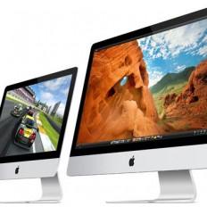 Обновлённая линейка iMac 2012