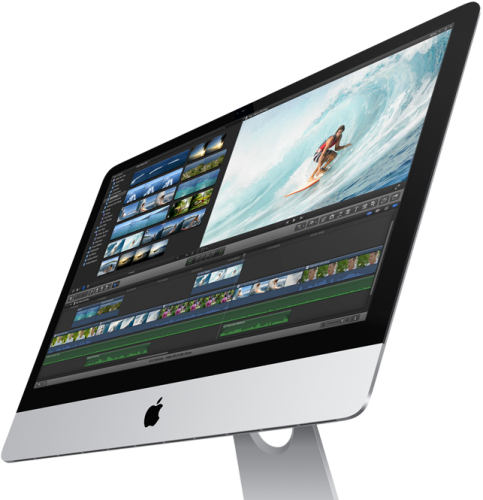 Новое поколение iMac