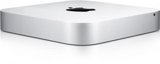 Новые Mac mini