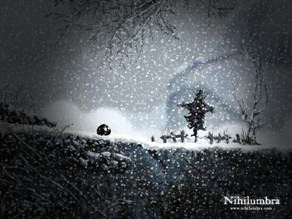 Nihilumbra из App Store - начало