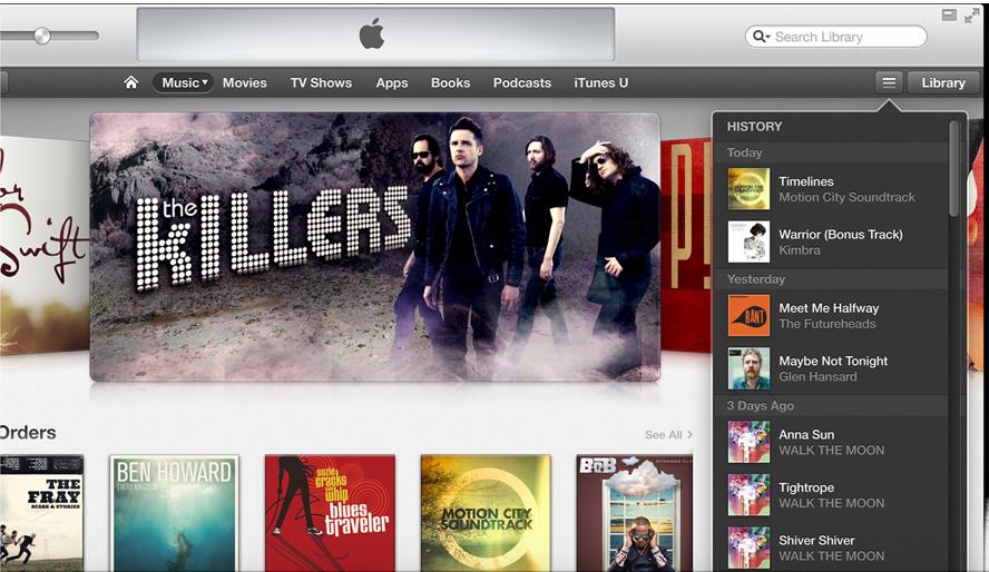 iTunes 11 задерживается