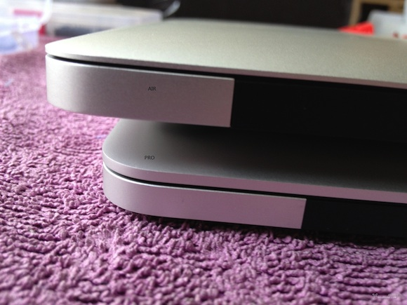 MacBook Pro 13 Retina и MacBook Air