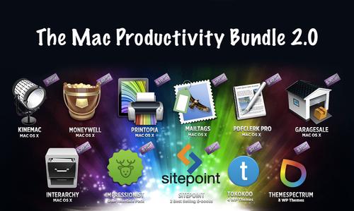The Mac Productivity Bundle 2.0