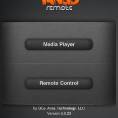 iPhone как пульт управления для iPad
