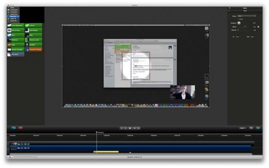 Camtasia 2 for Mac
