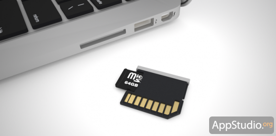The Nifty MiniDrive