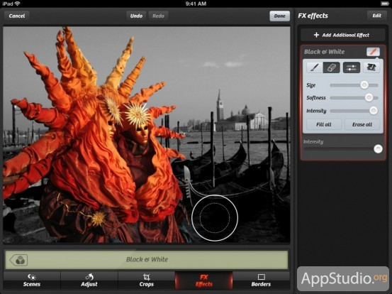 Camera+ для iPad