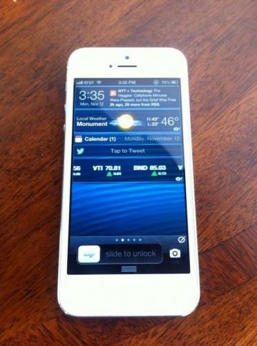 Непривязанный джейлбрейк iOS 6.0.1