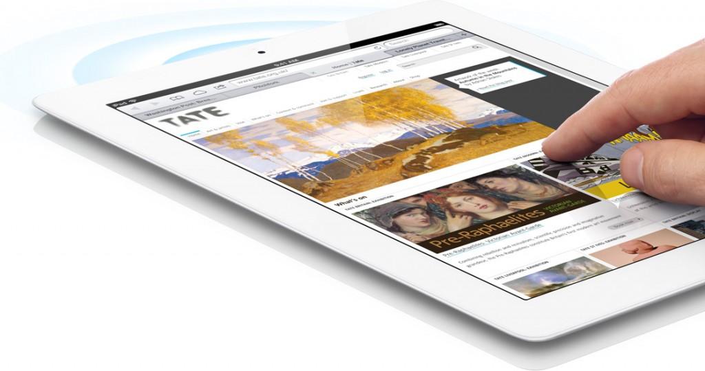 Режим модема на iPad