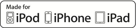 Аксессуары с меткой Made fore iPhone/iPod/iPad