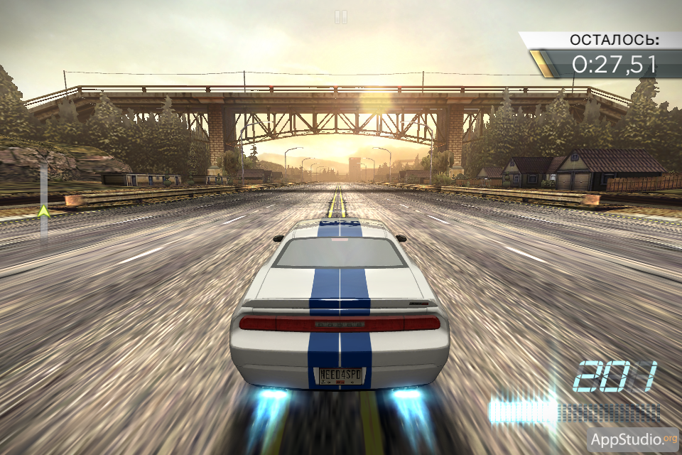 Need For Speed Most Wanted из App Store