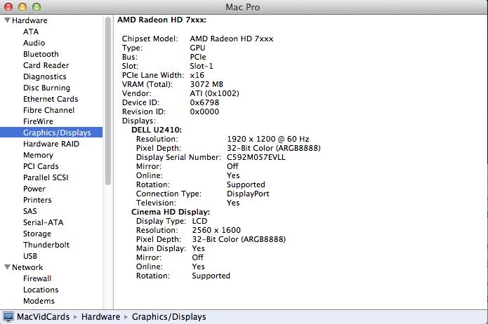 AMD Radeon 7xxx