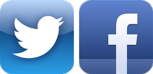 Обновления Twitter и Facebook в App Store