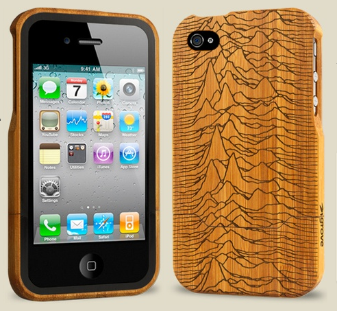 Чехол Grove Bamboo Case для iPhone