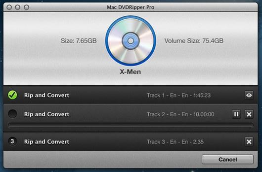 Mac DVDRipper Pro 4
