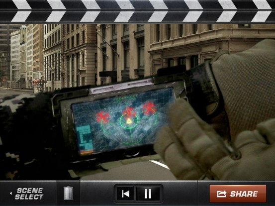 Action Movie FX для iPad