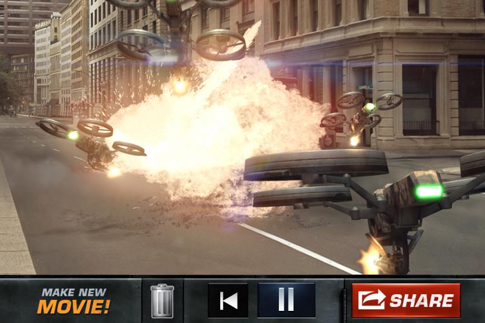Action Movie FX для iPhone