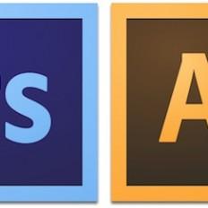 Retina-версии Adobe Photoshop и Illustrator для Мака
