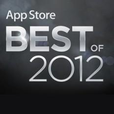 Лучшие приложения App Store за 2012 год