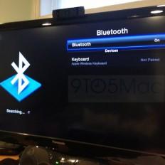 Поддержка Bluetooth-клавиатур в бета-прошивке Apple TV