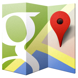 Карты Google в App Store
