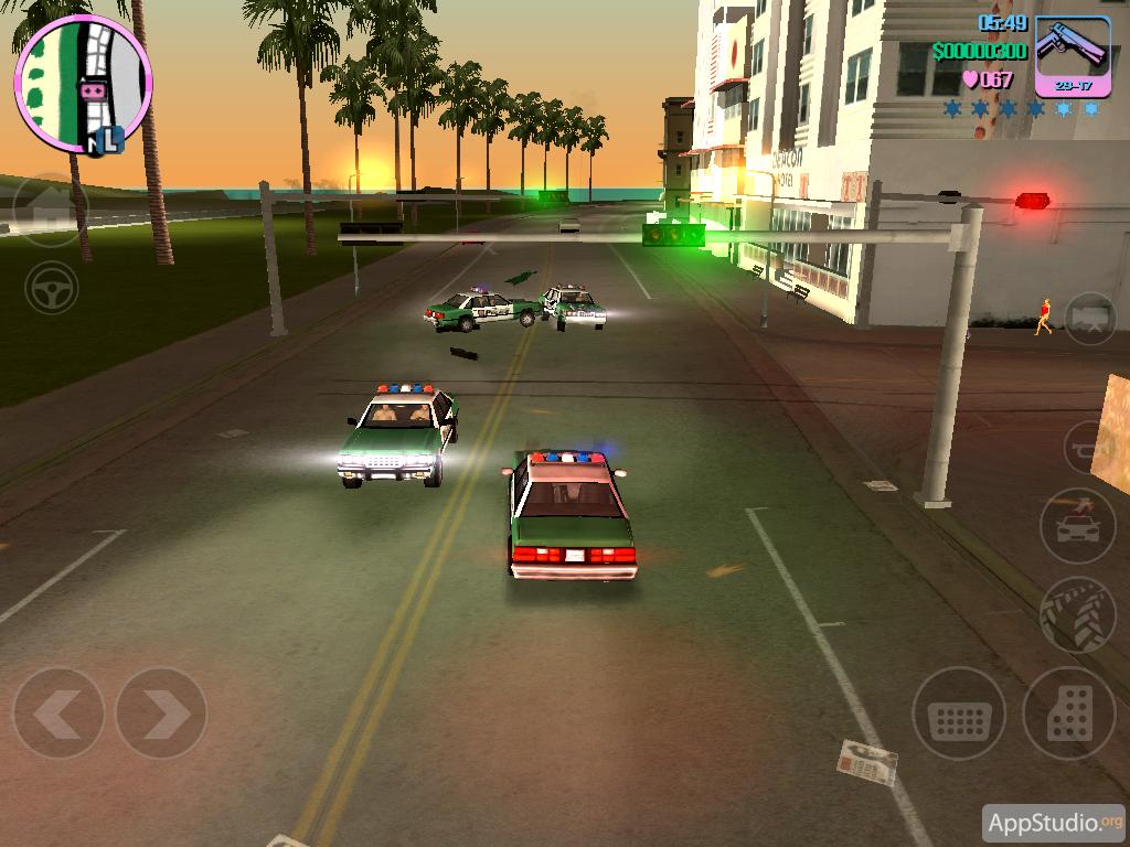 GTA: Vice City из App Store