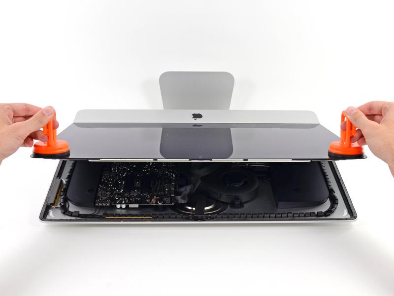 Крепление дисплея iMac