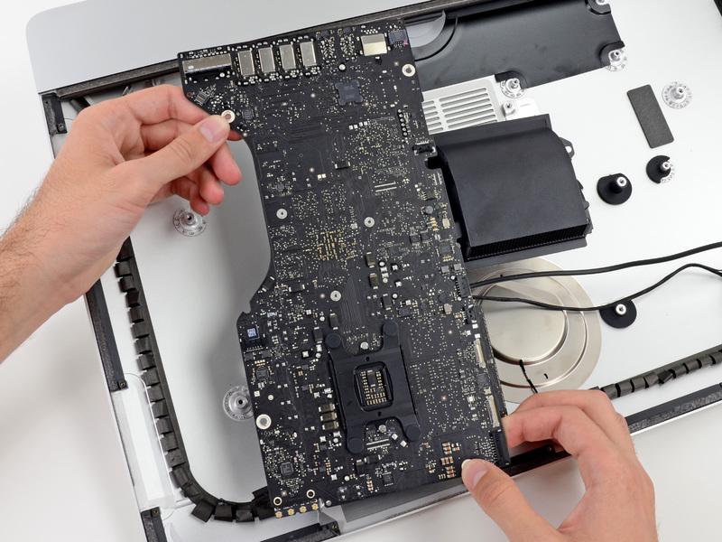 Системная плата iMac