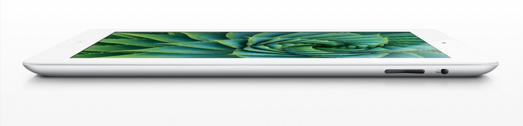 iPad 4 в России