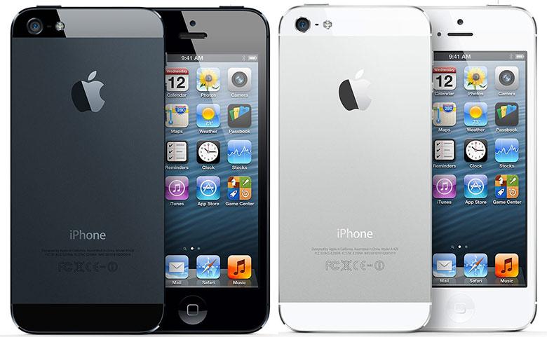 iPhone 5 в России