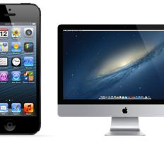 Новости из Apple Store про iPhone и iMac