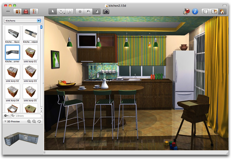 LiveInterior 3D Pro