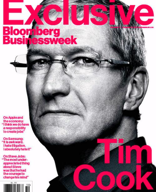 Интервью Тима Кука для Bloomberg Businessweek