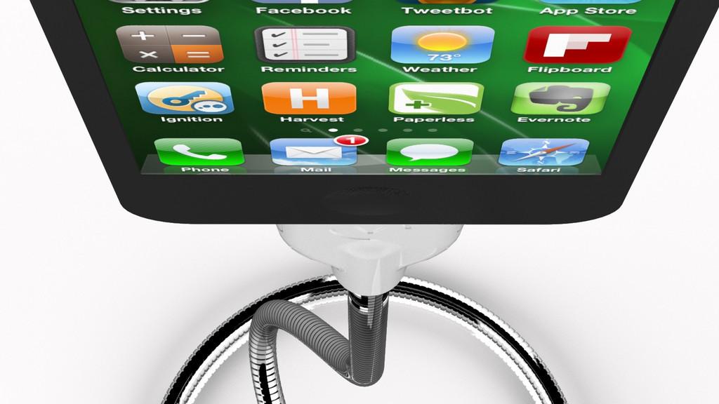 Une Bobine для iPhone