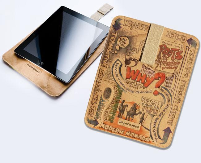 Чехол Papernomad для iPad