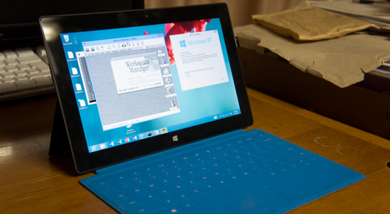 Rhapsody на Microsoft Surface