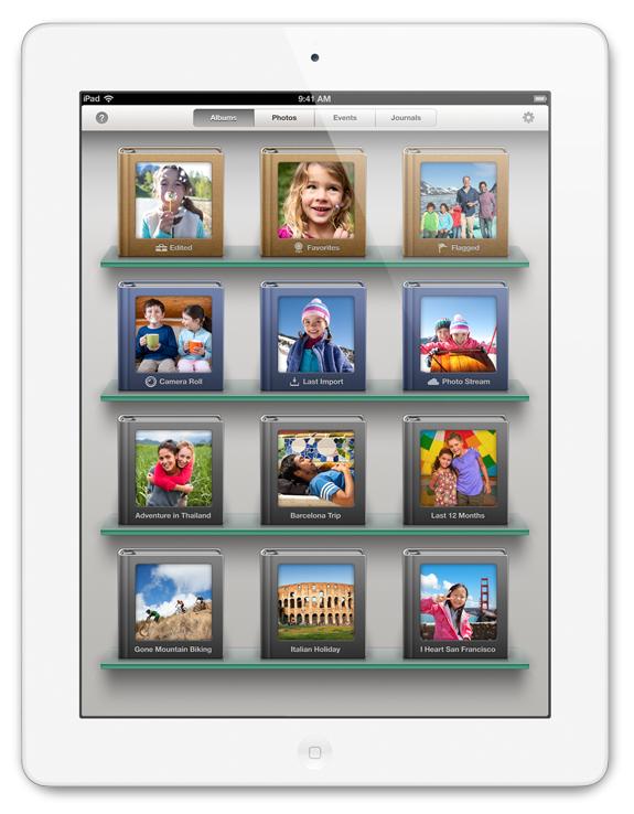 iPad 4 со 128 ГБ памяти