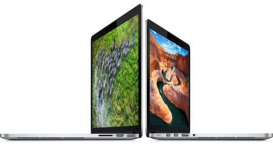 Обновлённые MacBook Pro