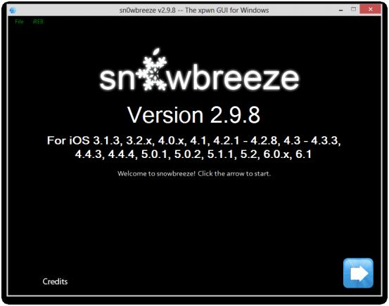 sn0wbreeze 2.9.8
