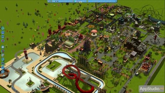 RollerCoasterTycoon 3 Platinum
