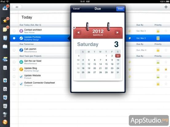 Firetask for iPad