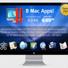 The German Mac Bundle – 8 приложений для OS X стоимостью $321 всего за $65